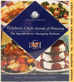 Image for Celebrity Chefs Across America (The Ingredients For Managing Diabetes)