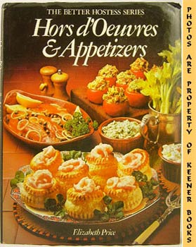 Image for Hors D'oeuvres & Appetizers: The Better Hostess Series
