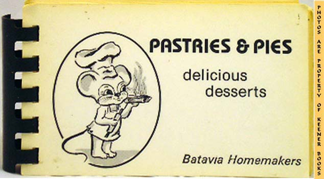 Image for Pastries & Pies (Delicious Desserts)