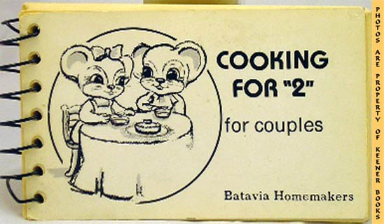 """Image for Cooking For """"2"""" (For Couples)"""