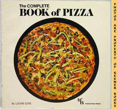 Image for The Complete Book Of Pizza