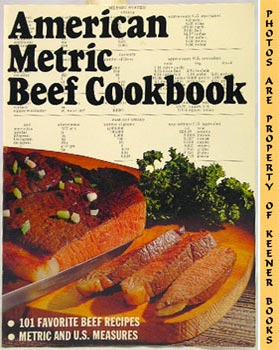 Image for American Metric Beef Cookbook