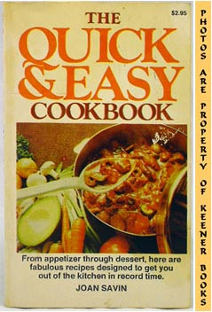 Image for The Quick & Easy Cookbook