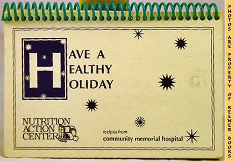 Image for Have A Healthy Holiday (Nutrition Action Center)