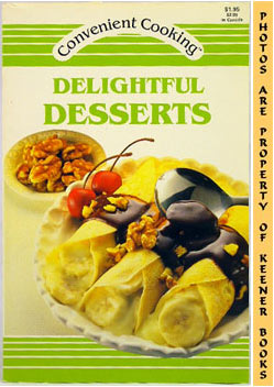 Image for Delightful Desserts: Convenient Cooking Series