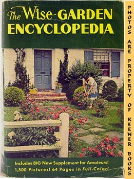 Image for The Wise Garden Encyclopedia