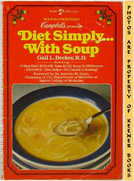 Image for Diet Simply - With Soup