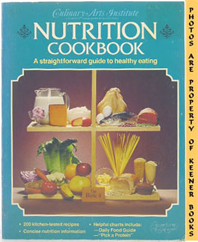 Image for Nutrition Cookbook (Adventures In Cooking Series)