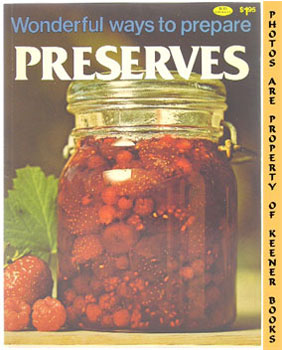 Image for Wonderful Ways To Prepare Preserves