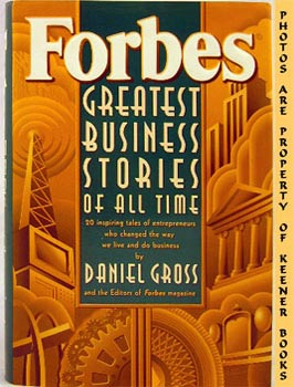 Image for Forbes Greatest Business Stories Of All Time
