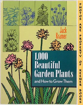 Image for 1,000 Beautiful Garden Plants And How To Grow Them