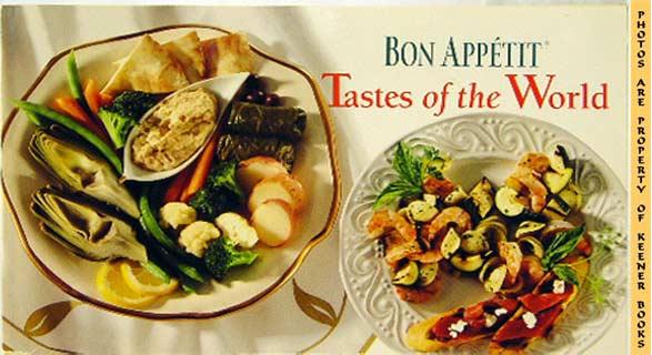 Image for Bon Appetit Tastes Of The World