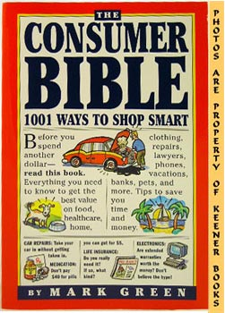 Image for The Consumer Bible (1001 Ways To Shop Smart)
