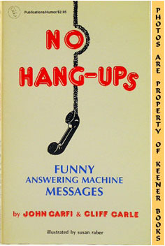 Image for No Hang-Up (Funny Answering Machine Messages)