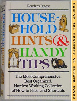 Image for Household Hints And Handy Tips