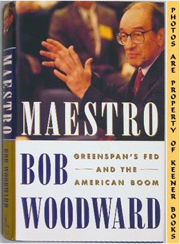 Image for Maestro (Greenspan's Fed And The American Boom)