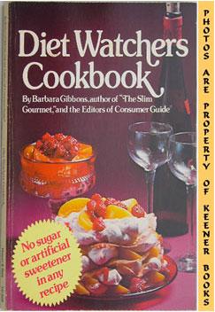Image for Diet Watchers Cookbook