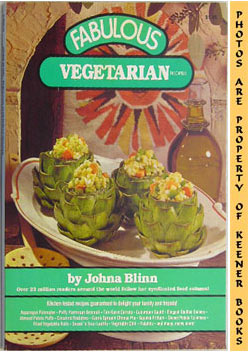 Image for Fabulous Vegetarian Recipes