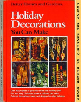 Image for Better Homes And Gardens Holiday Decorations You Can Make