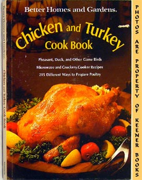 Image for Better Homes And Gardens Chicken And Turkey Cook Book
