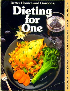 Image for Better Homes And Gardens Dieting For One