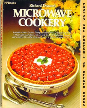 Image for Richard Deacon's Microwave Cookery