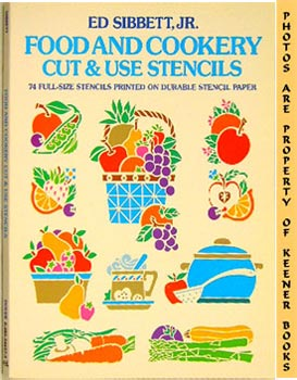 Image for Food And Cookery Cut And Use Stencils