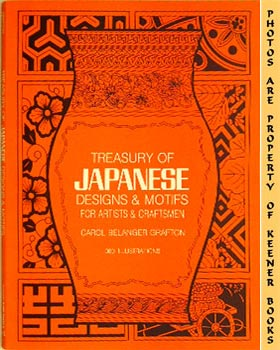 Image for Treasury Of Japanese Designs And Motifs For Artists And Craftsmen