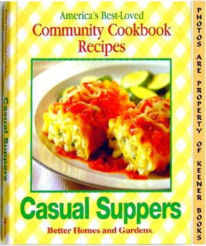 Image for Casual Suppers (America's Best - Loved Community Cookbook Recipes)