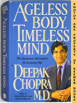 Image for Ageless Body, Timeless Mind (The Quantum Alternative To Growing Old)