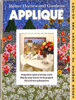 Image for Applique' - Better Homes And Gardens