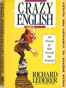 Image for Crazy English (The Ultimate Joy Ride Through Our Language)