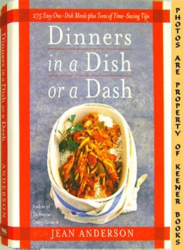 Image for Dinners In A Dish Or A Dash (275 Easy One - Dish Meals Plus Tons Of Time - Saving Tips)