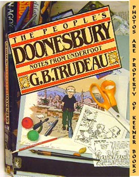 Image for People's Doonesbury (Notes From Underfoot, 1989-1980)