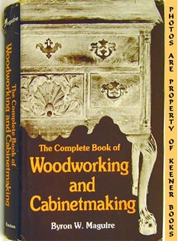 Image for Complete Book Of Woodworking And Cabinetmaking