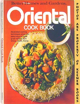 Image for Better Homes And Gardens Oriental Cook Book