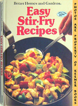 Image for Better Homes And Gardens Easy Stir-Fry Recipes