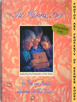 Image for The Memory Box (Gathering The Keepsakes Of The Heart)