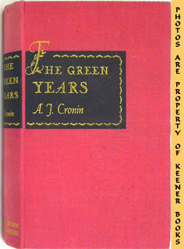 Image for The Green Years