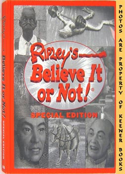 Image for Ripley's Believe It Or Not! Special Edition