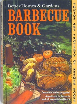 Image for Better Homes And Gardens Barbecue Book
