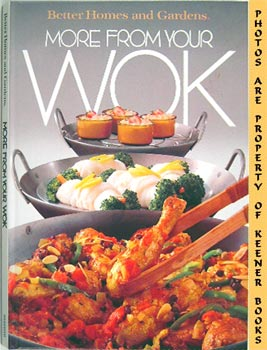 Image for Better Homes And Gardens More From Your Wok