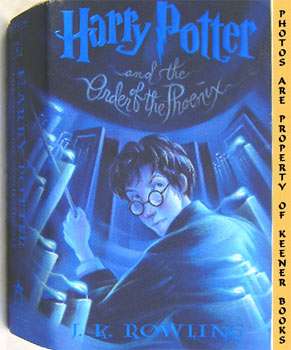 Image for Harry Potter And The Order Of The Phoenix - 1st Edition / 1st Printing