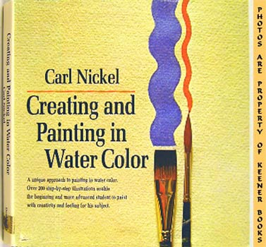 Image for Creating And Painting In Water Color