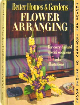 Image for Better Homes And Gardens Flower Arranging