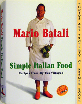 Image for Mario Batali's Simple Italian Food (Recipes From My Two Villages)