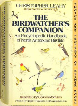 Image for The Birdwatcher's Companion (An Encyclopedic Handbook Of North American Birdlife)