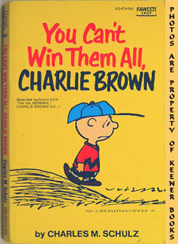 Image for You Can't Win Them All, Charlie Brown (Selected Cartoons From Ha Ha, Herman, Charlie Brown, Volume II)