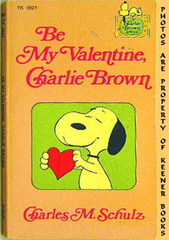 Image for Be My Valentine, Charlie Brown