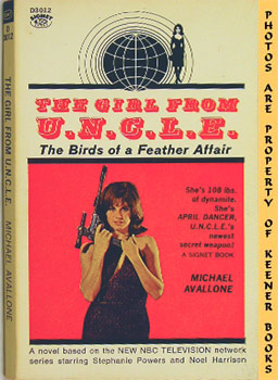 Image for The Birds Of A Feather Affair: The Girl From U. N. C. L. E. #1